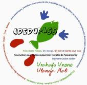 Adedupass logo