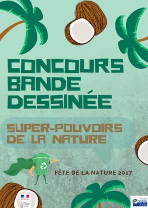 Concours Bande dessinée FDLN 2017